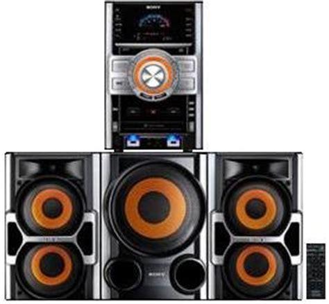 sony muteki  watts  fi stereo monster sound system