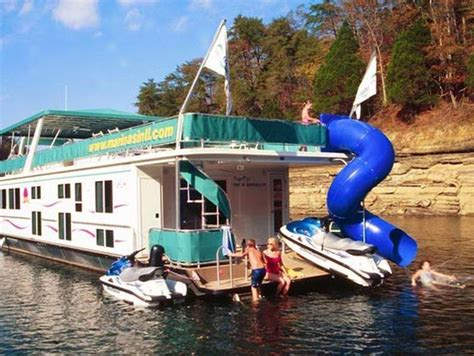 kentucky house boat rental 80 foot mystic houseboat