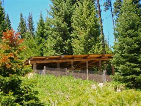 Floor Plan Generator Free by Out Buildings Wilderness Property Elk City Idaho