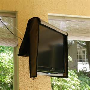 Patio Tv Cover by 5362 Outdoor Waterproof Tv Cover Front Flap