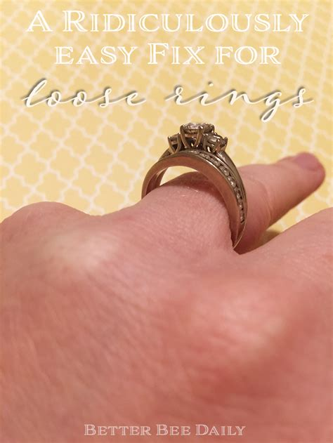 easy fix to make your rings resized smaller hack