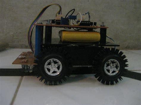 membuat robot pengikut garis robot q membuat robot garis sederhana v ii