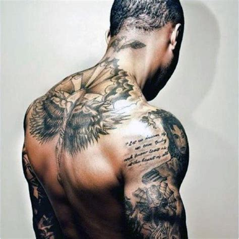tattoo designs for men on shoulder top 50 best back tattoos for ink designs and ideas