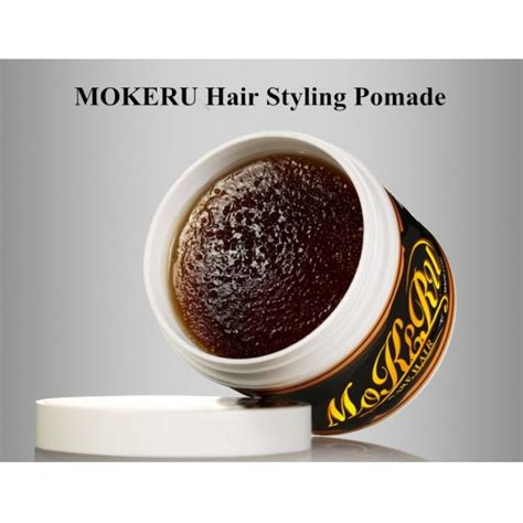 Pomade Medium Strawberry hold hair pomade water soluble pomade for liangxin refinement chemical