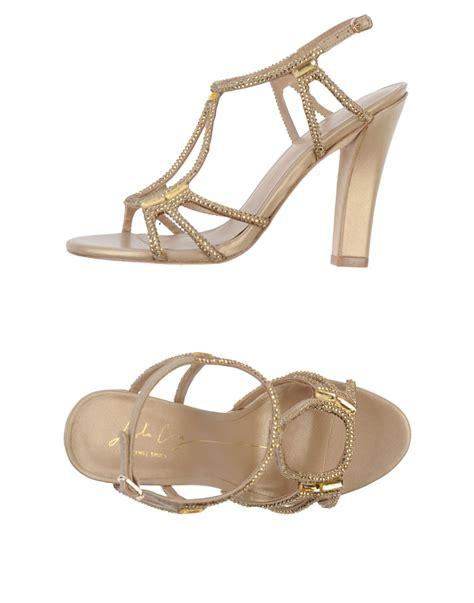 lola sandals lola sandals in lyst