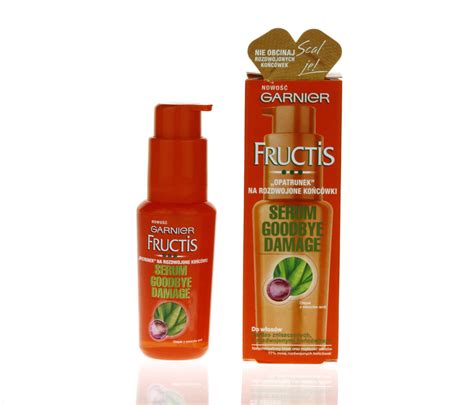 Serum Garnier garnier fructis serum goodbye damage