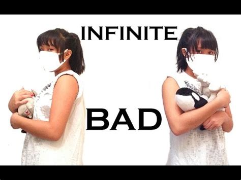 dance tutorial infinite bad dance cover infinite bad youtube