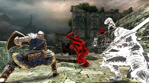 whats  difference  dark souls