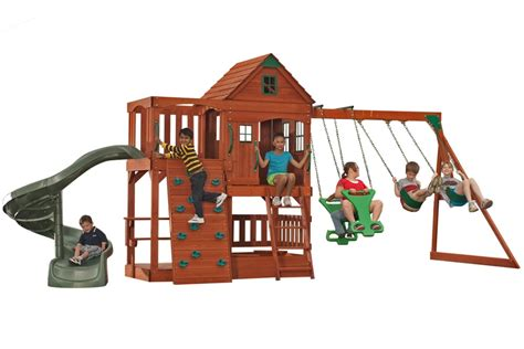 2nd swing free shipping patriot adventure playsets