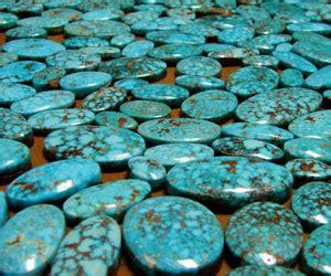 Turqouise Pirus mengenal batu pirus turquoise