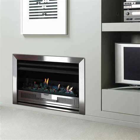 Decorative Electric Fires Kent 800mm Decorative Gas Gas Fires