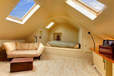 Painting Ideas For Bedrooms 31 awesome attic bedroom ideas and designs pictures