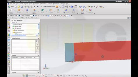 solidworks tutorial yt ship part 1 siemens nx 8 5 surfaces training