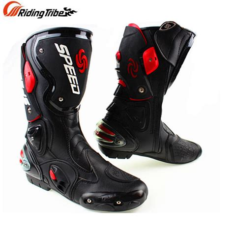 bike boots for microfiber motorcycle boots pro speed racing