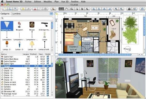 3d home design software for mac sweet home 3d download sourceforge net