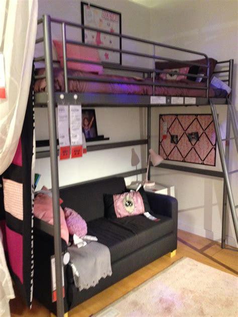 Bunk Bed Ikea by Ikea Houston Idea For S Bedroom Svarta Loft Bed