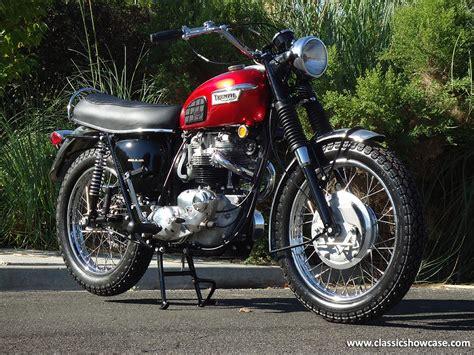Triumph Motorrad Classic by 1969 Triumph Motorcycles Tr6c 650 Trophy By Classic Showcase