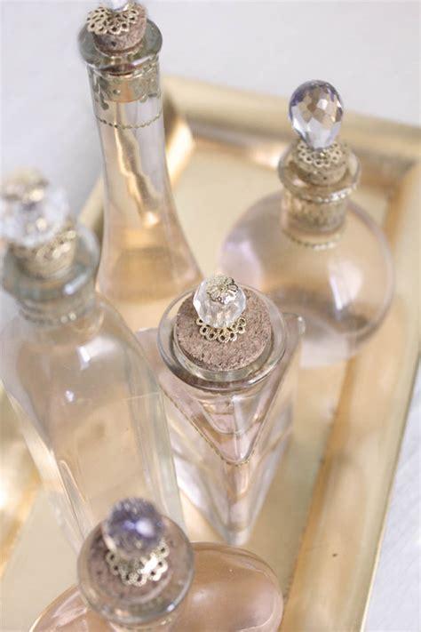 Handmade Perfumes - diy perfume bottles green wedding shoes weddings