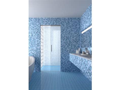 porta scorrevole per doccia porta scorrevole interno muro per box doccia essential