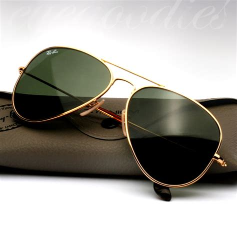 Original New Model Kacamata Aviator Polarized Sunglasses Black Frame ban