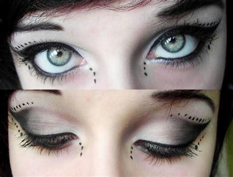 eyeliner tutorial dots 79 best warrior costume and makeup images on pinterest