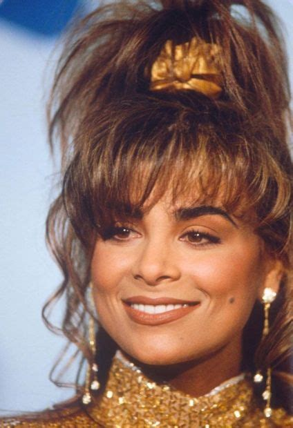 stacked hairstyles of the 80s and 90s celebrities attempting to bring back 90s trends