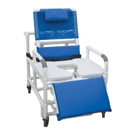 Mjm International Shower Chair Mjm International Bariatric Reclining Shower Chair With