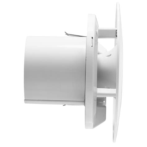 Bathroom Fan With Humidistat Xpelair C4htr Simply Silent Contour 4 Quot 100mm
