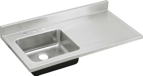stainless countertop with sink stainless steel sink countertop bstcountertops