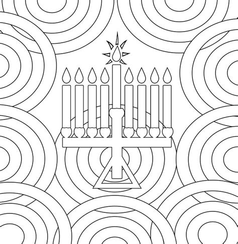 hanukkah coloring pages smile will save the day hanukkah coloring pages