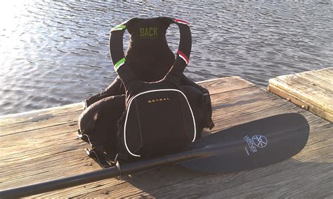 Most Comfortable Pfd by Astral Seawolf Pfd Review Kayak Dave S