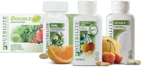 Vitamin X Amway time for a change strawberry shake spark a