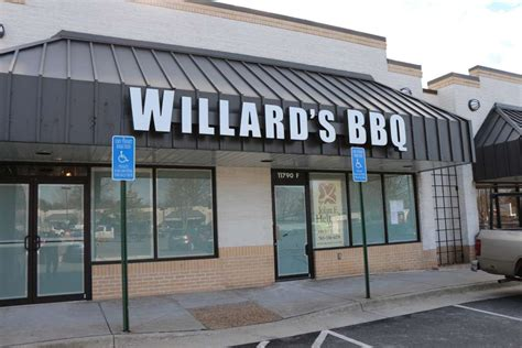 willard s bbq nearly ready to open in reston s home depot