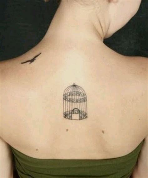small bird cage tattoo 92 best bird cage tattoos images on bird cage