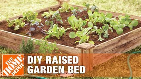 build  raised garden bed diy raised garden beds