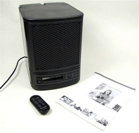 ecoquest fresh air 2 1 portable 90w air freshener air cleaner purifier pco ebay