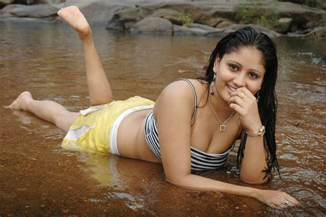 indian film hot image south indian heroine amrutha valli hot stills indian
