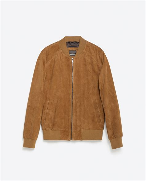 Suede Jacket bomber jacket suede outdoor jacket