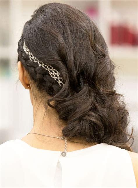 Hochzeitsfrisur Dunkle Haare by Angesagte Brautfrisuren F 252 R Dunkle Haare