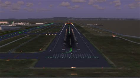 model airport runway lights airport runway lights at night wallpapers volvoab