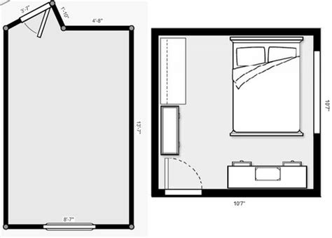 Design My Floor Plan What Floor Plan Would Work In This Bedroom