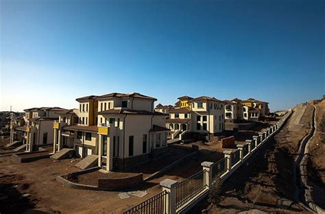 Ordos Modern Ghost Town Photo Essays by Ordos China A Modern Ghost Town