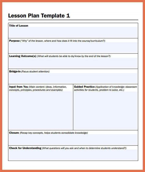 air cadet lesson plan template lesson plan template printable tire driveeasy co
