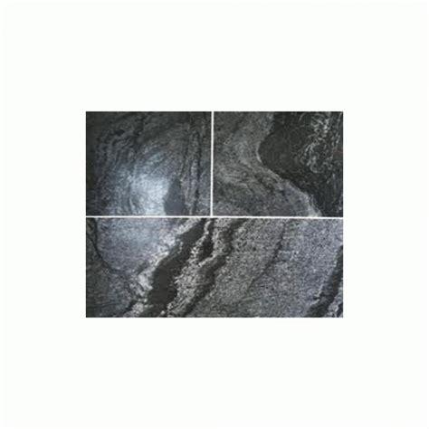 ocean black polished slate 30cm x 60cm wall floor tile