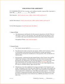 Template Of Contract Between Two by Doc 407527 How To Write A Contract Between Two