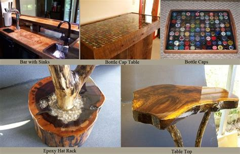 liquid bar top epoxy bar tops and resins on pinterest