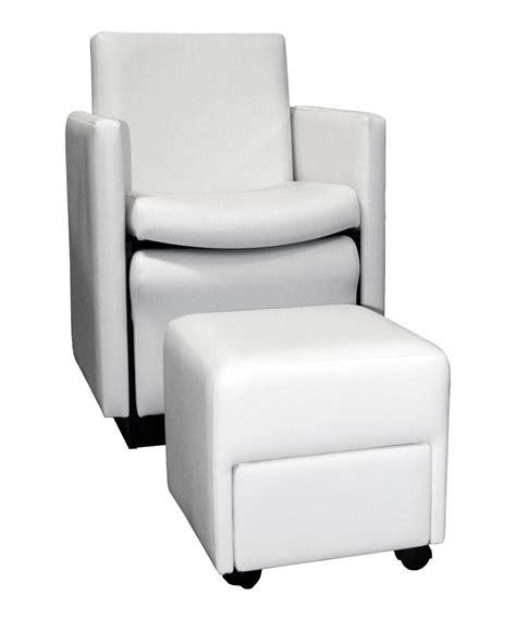 collins 2550 cigno club pedicure chair w footsie bath