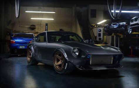 nissan 280z adv 1 datsun 280z gets mean 2jz engine conversion video