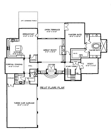french provincial floor plans 3 garage 2 edg plan collection