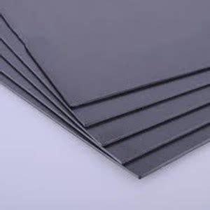 Karet Pertinax Lembaran jual pvc grey sheet dan rod
